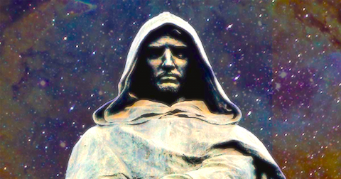 Un piccolo con-tributo a Giordano Bruno, di Anna Livia Villa