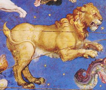 Breve nota sul segno zodiacale del Leone