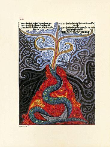 """Parte Terza – Introduzione all'opera """"Il Libro Rosso"""" di C.G. Jung: PERCORSI INIZIATICI"""