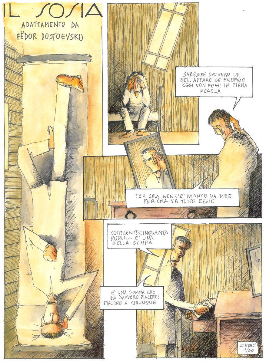 La vita e i suoi altrove, di Nunzio Brugaletta