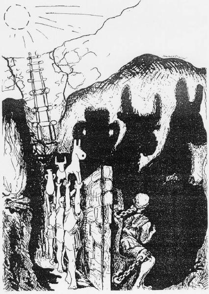 Il Covid-19, la scienza ed il mito della caverna di Platone